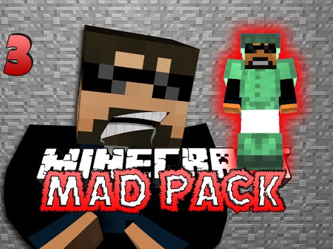 Minecraft Mad Pack 3 FORCE ARMOR OP