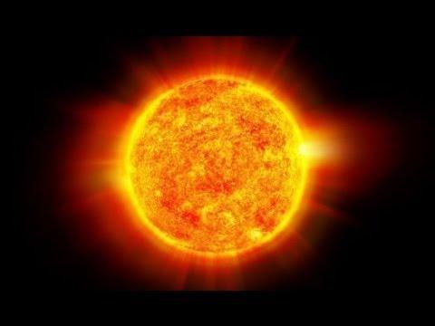 El sol está haciendo cosas muy extrañas