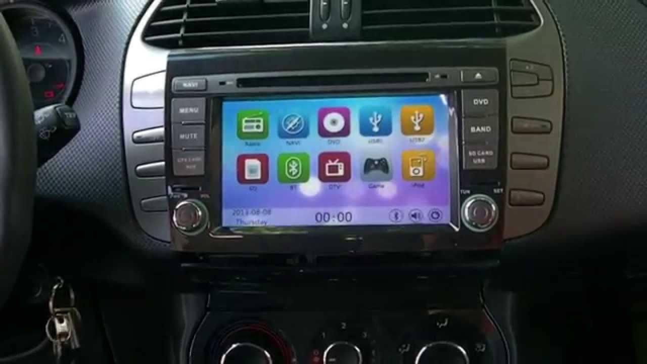 Installazione Autoradio 2 Din Per Fiat Bravo Da Autoaudio
