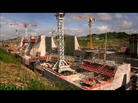 Panama Canal Expansion Program Update - April 2013