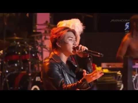[HD] BIGBANG Celebrate SG50 New Years Concert 20141231 | 20150101 - full TV Broadcast