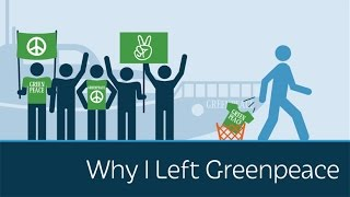 Why I Left Greenpeace