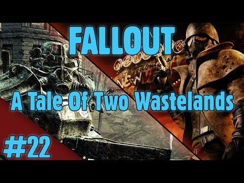 Fallout A Tale of Two Wastelands: Guide Almost Done! | #22