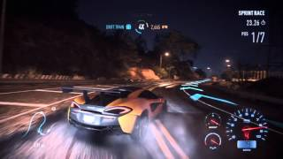 Need for Speed 2015 McLaren 570S grip build
