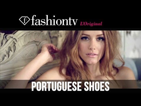 Portuguese Shoes Designed By The Future Photo Shoot | Fashiontv video