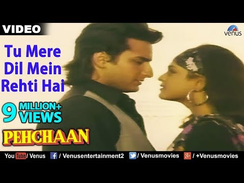 Too Mere Dil Mein (pehchaan) video
