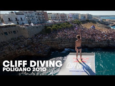 Red Bull Cliff Diving World Series 2010 Polignano - Pre Event Video