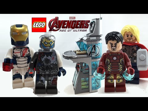 Lego Avengers Age of Ultron Sets 2015 Lego Avengers Age of Ultron