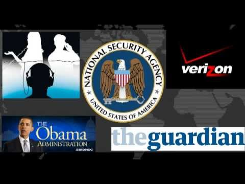 Truther Alert!  NSA, FBI, Obama Indiscriminately Obtaianing Phone Records, Domestic Surveillance