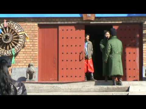 Inner Mongolia - Hulun Buir - King Khan off tribal tourism