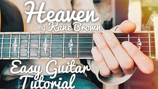 Download Lagu Heaven Kane Brown Guitar Lesson for Beginners // Heaven Guitar // Lesson #425 Gratis STAFABAND