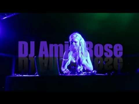 Conejita de Playboy, DJ Amie Rose en Panamá