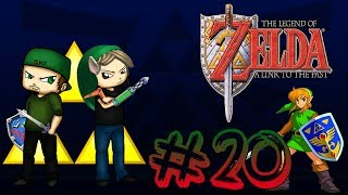 PeliMuruset - The Legend of Zelda: A Link to the Past: Osa 20 - Väsynyt taistelija