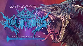 MORTEM OBSCURAM - A FALLEN KINGDOM [SINGLE] (2021) SW EXCLUSIVE