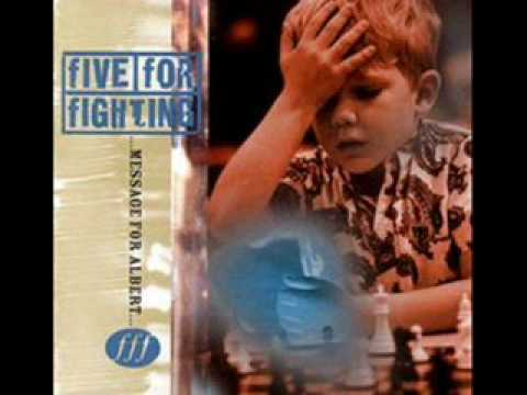 Five For Fighting - 10 Miles From Nowhere