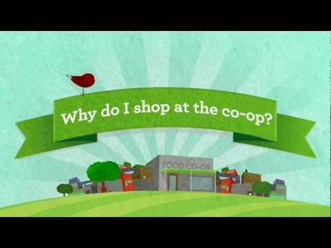 What's to love about food co-ops?