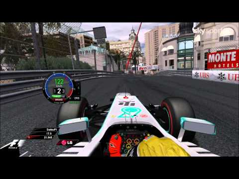 Onboard lap with Nico Rosberg in Monaco, winner of the 2013 edition ! Enjoy and like this video !