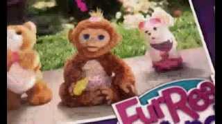 Comercial Hasbro latino Fur Real Friends Monita Anna banana