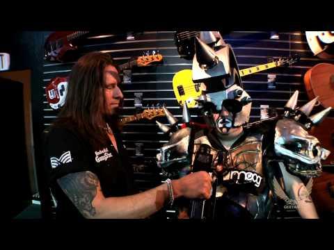 Dean Guitars N.A.M.M. 2015 Highlights -  Beefcake the Mighty