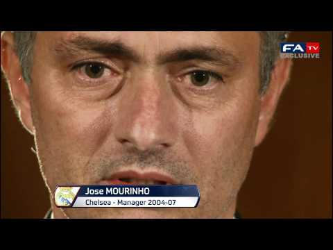 Jose Mourinho on the Magic of The FA Cup | Liverpool v Chelsea FA Cup Final 2012