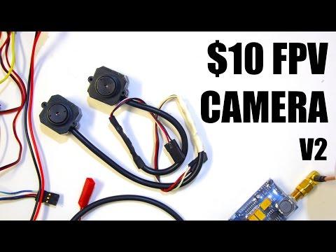 Как сделать fpv камеру