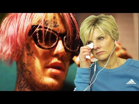 Mom Reacts to Lil Peep -- 16 Lines