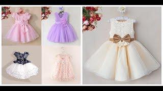 kids fancy frock design ideas=decent party dress for baby girl