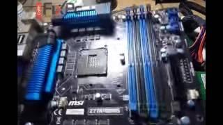 Repair Bootloop on MSI Z77 GD55