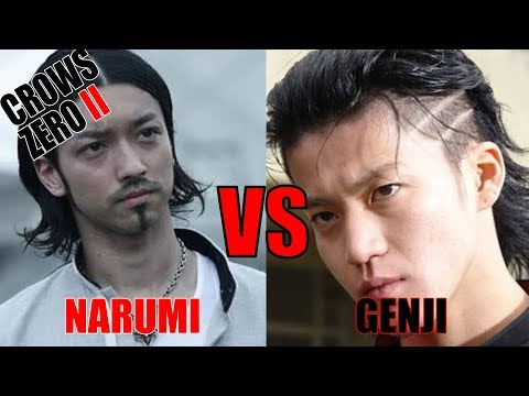 Takiya Genji Vs Narumi Taiga | The Final Battle