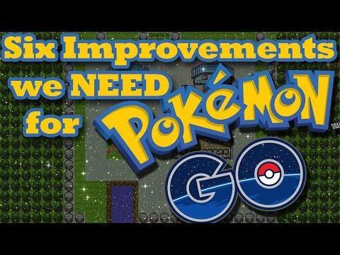 6 Pokemon Go changes that MUST happen!!! #1