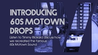 The recording of 60s Motown Drops