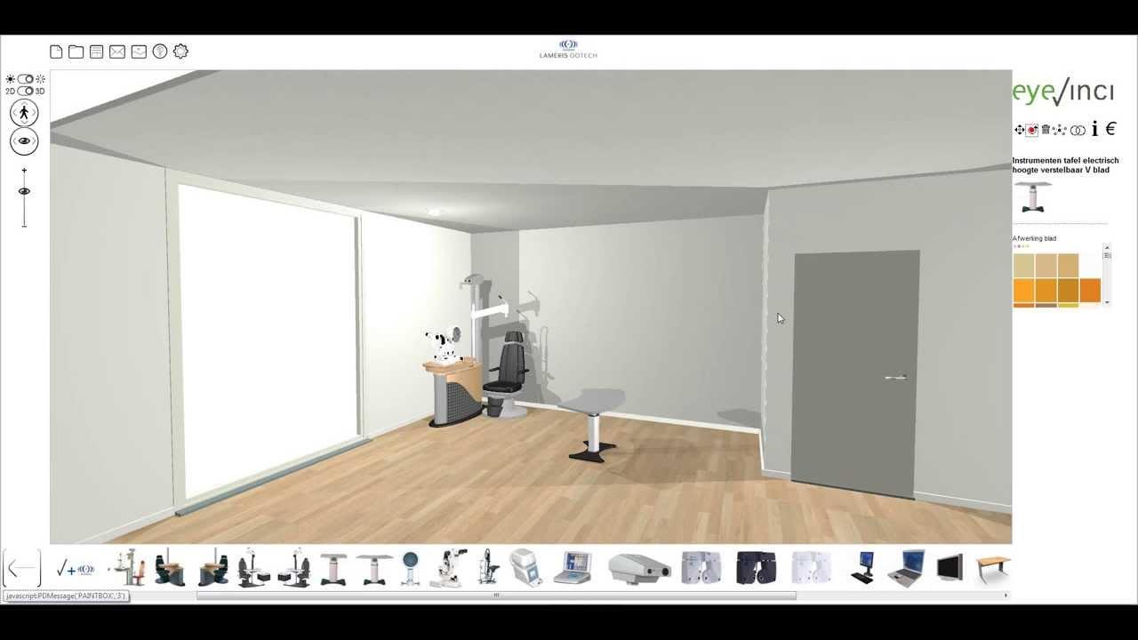 Animatie eyevinci 3d tekenprogramma youtube for 3d keuken tekenprogramma