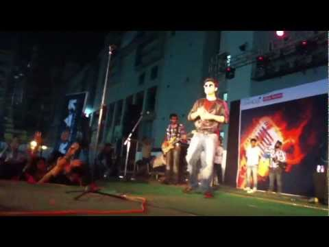 Farhan Saeed from Jal The Band (Live in Indore) Aadat