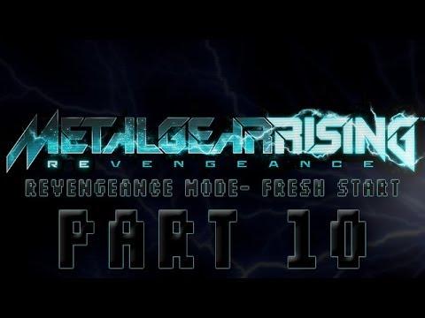MGR: Revengeance Mode Challenge Pt. 10: Sam Ain't Hard
