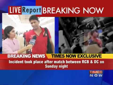 Unfortunate incident: Venkatesh Prasad