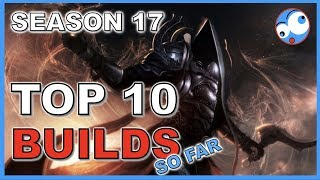 Top 10 Best Builds for Season 17 (so far) Diablo 3 Patch 2.6.5
