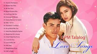 Tagalog Love Songs 80s, 90s   OPM Tagalog Love Songs Collection   Best OPM Love Songs 80s 90s360p