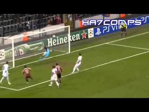 Stephan El Shaarawy   Goals, Skills   Passes - 2012-13   HD
