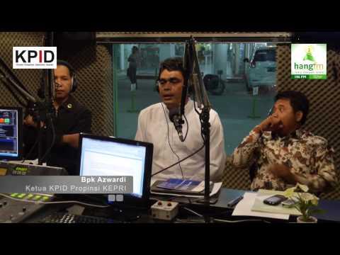 Talk Show Bersama KPID Propinsi KEPRI-Kepulauan Riau Indonesia