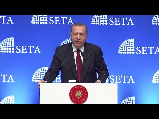 Turkish President Vows US Product Boycott