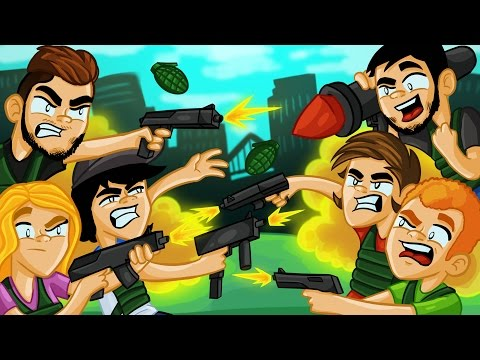 KILL YOUR FRIENDS! - Black Ops 3 Funny Moments
