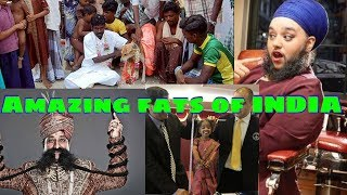 101+ Amazing, funny facts of india, you don't see before