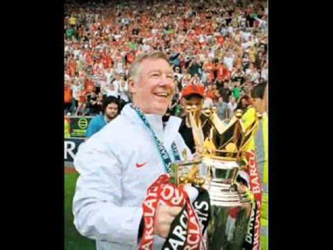 Sir Alex Ferguson abuses some ABU's!