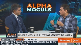 Alpha Moguls With Vijay Kedia