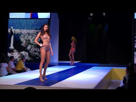cat in bathing suit. Brazilian Swim suits cat walk. A wonderful sexy swim suites straight from