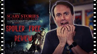 Scary Stories To Tell In The Dark - Movie Review | NO SPOILERS