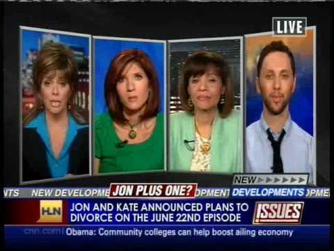 CNN - Jon and Kate Gosselin Divorce