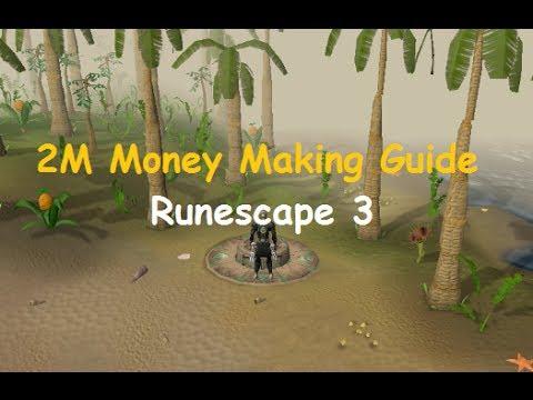 Runescape 2M Per Hour Money Making Guide 2013/2014