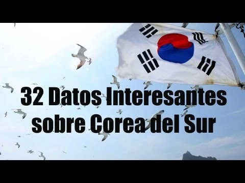 K-world! - 32 Datos Interesantes sobre Corea del Sur!