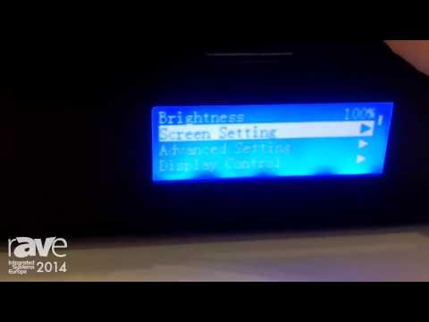 ISE 2014: Nova Star Explains LED Display Controller MCTRL670